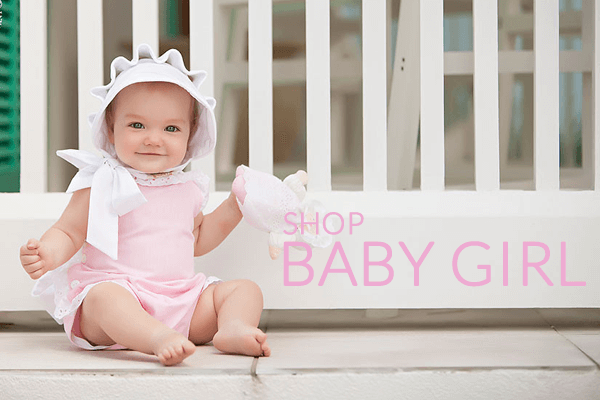 bdc0b63d1eefe Rosa Bella | Spanish Baby Clothes & Traditional Childrens Wear